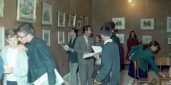old art exhibition - Nikolopouleio